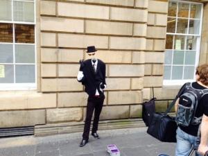 ED - invisible man
